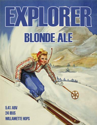 Explorer Blonde